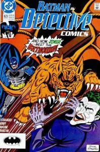 Detective Comics (1937 series) #623, NM (Stock photo)