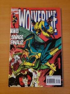 Wolverine #71 ~ NEAR MINT NM ~ (1993, Marvel Comics)