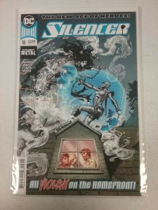 The Silencer #16 DC Universe Comic 2019 NW75