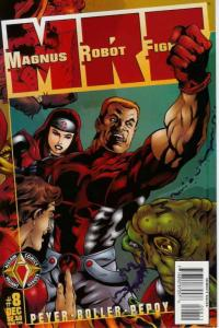 Magnus Robot Fighter (Acclaim) #8 VF/NM; Acclaim | save on shipping - details in