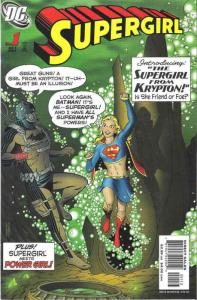 Supergirl (4th Series) #1 (3rd) VF/NM; DC | save on shipping - details inside