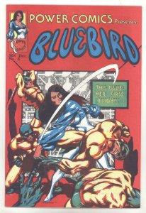 Power Comics BLUE BIRD #5, VF, Underground, Independent, 1977