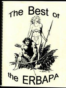Best Of The ERBAPA 1995-Tom Yeates-Tarzan-John Carter-ERB-VF