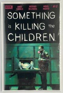 Something is Killing the Children #12 James Tynion IV BOOM! Studios