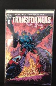Transformers:  A Bold New Era Guido Guidi Variant Cover (RI)