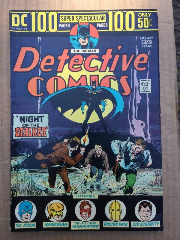Detective Comics #439 (1974)