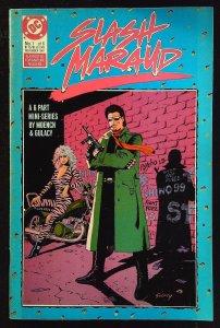 Slash Maraud #1 (1987)