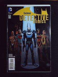 Detective Comics #45 (2015)
