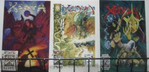 XENYA (Sanctuary, 1994) #1-3 COMPLETE! VF-NM Hildebrant Brothers, Stephen Henel