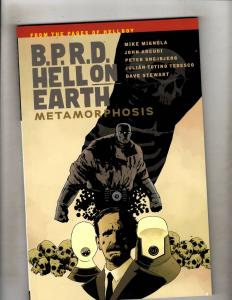 METAMORPHOSIS B.P.R.D. Hell On Earth Vol # 12 Dark Horse Comics Book TPB J350