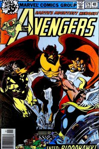 The Avengers #179 (1979)