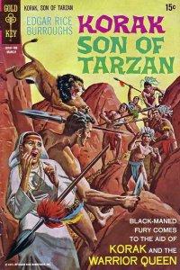 Korak, Son of Tarzan #40 FN; DC | save on shipping - details inside