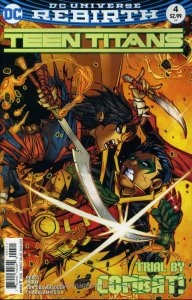 Teen Titans (6th Series) #4 VF/NM; DC | save on shipping - details inside
