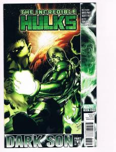 The Incredible Hulk # 613 Marvel Comic Books Hi-Res Scans Awesome Issue WOW! S10