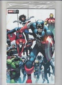 Fantastic Four #35 VF/NM One Per Store variant sealed in bag John Romita Jr 680