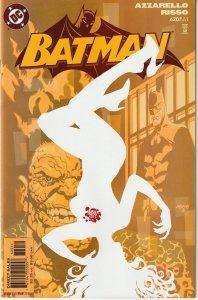 Batman(vol. 1) # 620,621,622,624,625  Broken City Parts 1 – 3,5 – 6