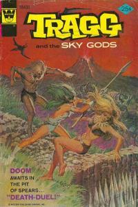 Tragg and the Sky Gods #6, VF+ (Stock photo)