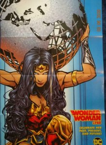 WONDER WOMAN #750 Promo Poster, 24 x 36, 2019, DC Unused more in our store 560