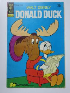 Donald Duck (Gold Key 1973) #149 VG Disney Comics Book