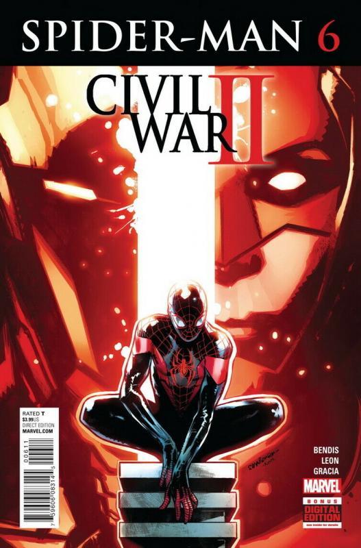 SPIDER-MAN (2015 MARVEL) #6 NM