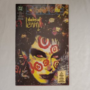 Shade the Changing Man 26 Near Mint- Painted cover by Brendan McCarthy