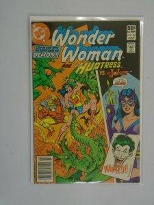 Wonder Woman #281 4.0 VG (1981 1st Series)