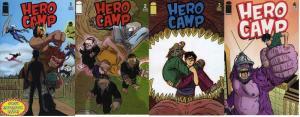 HERO CAMP (2005 IM) 1-4  COMPLETE!