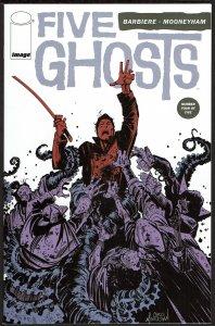 Five Ghosts #4 (Jun 2013) 9.2 NM-