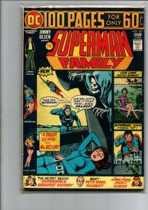 Superman Family #167 - Supergirl - Lois Lane - 1974 - Very Fine