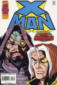 X-Man #3, NM- (Stock photo)