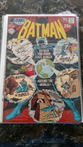 BATMAN #223  80 Page Giant(Aug, 1970, DC) VG/Fine