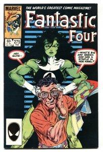 Fantastic Four #275 She-Hulk Stan Lee cover VF