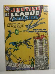 Justice League Of Americ 13 Vg+ Very Good+ 4.5 DC Comics