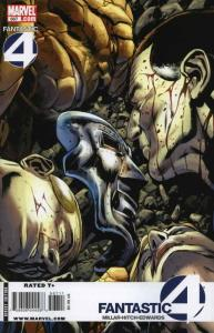 Fantastic Four (Vol. 1) #567 VF/NM; Marvel   save on shipping - details inside