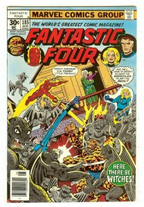Fantastic Four 185