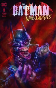 Batman Who Laughs #1 Lucio Parrillo Foil Variant Set
