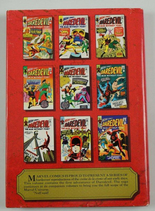 Marvel Masterworks vol 17 HC Daredevil RED COVER stan lee wally wood 1st 1-11