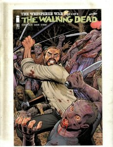 Lot Of 5 Walking Dead Image Comic Books # 160 161 162 + Script & Michone RP4