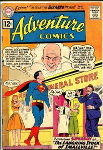 ADVENTURE COMICS #292 1962 DC SUPERBOY-LEX LUTHOR- G