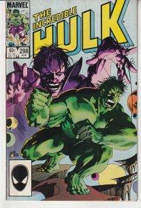 Incredible Hulk(vol. 3)# 298   Puppet To Nightmare !