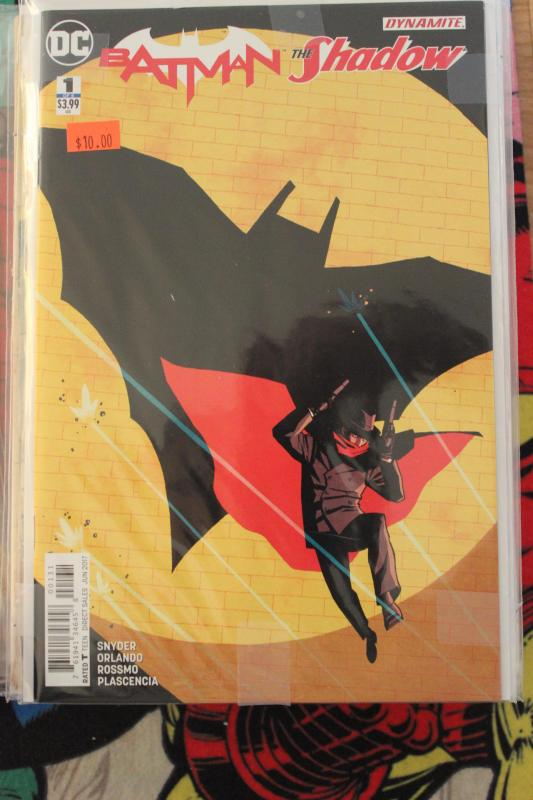 Batman/Shadow 1 NM/MT