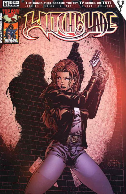 Witchblade #51 VF; Image | save on shipping - details inside