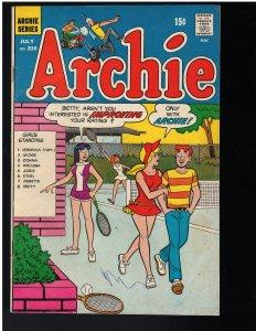Archie #210 (1971)