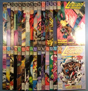 Lot of 30 Legion of Super-Heroes Comics #1