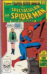 Spider-Man, Peter Parker Spectacular #8 (Jan-88) NM/MT Super-High-Grade Spide...