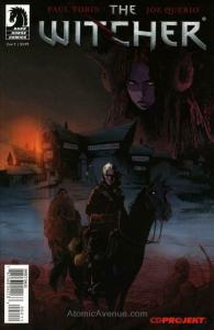Witcher, The #2 VF; Dark Horse | save on shipping - details inside