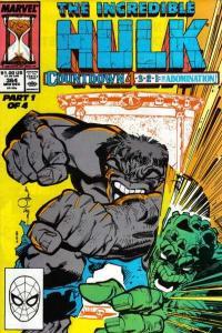 Incredible Hulk (1968 series) #364, VF (Stock photo)