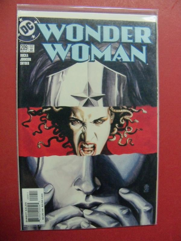WONDER WOMAN #209 HIGH GRADE BOOK (9.0 to 9.4) OR BETTER