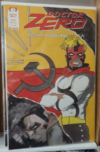 Doctor Zero #4 (1988)