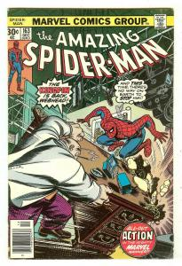Amazing Spiderman 163